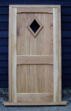 Below are are a selection of the doors we have produced. To see some of our arched and gothic style doors click here. & Driftwood Joinery Doors