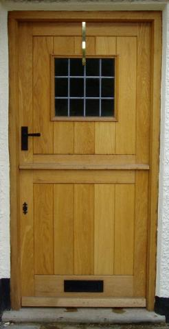 Driftwood Joinery Doors